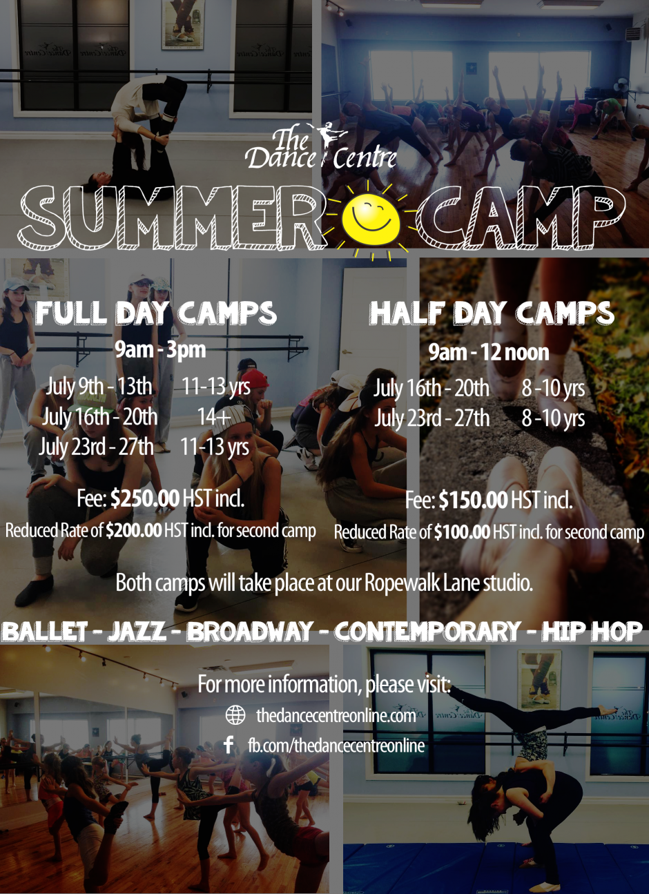 TDC Summer Camps 2018