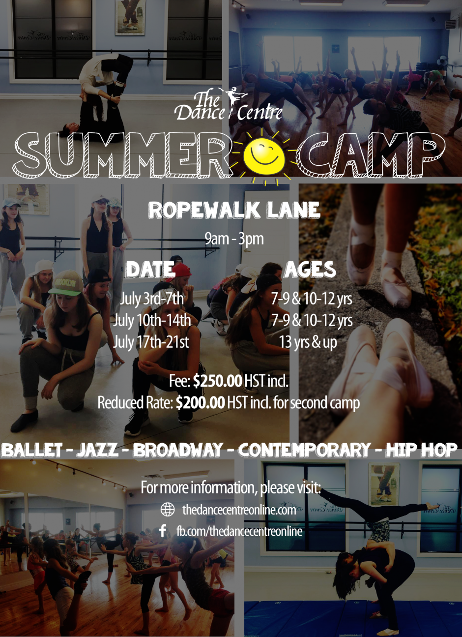 Summer Camps 2017